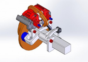 Automotive Electrical Brake