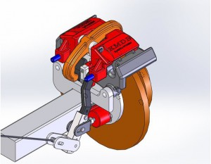 Automotive Hydraulic Brake