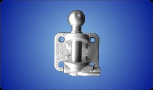 KMDB Coupler & Bracket Cast steel - Bracket, ball & pin (5 Ton)